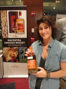 Laura Buccian presents MackMyra Swedish Whisky
