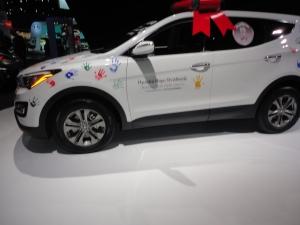 Hyundai Hope On Wheels Car