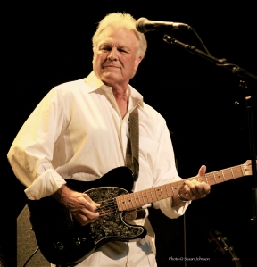 Tommy Roe color guitar CU