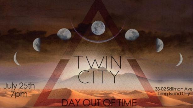 TWIN CITY JULY 25th INVITE