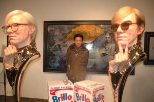 2014 March Art Fairs,Edgar Winter At Iridium 155 (1)