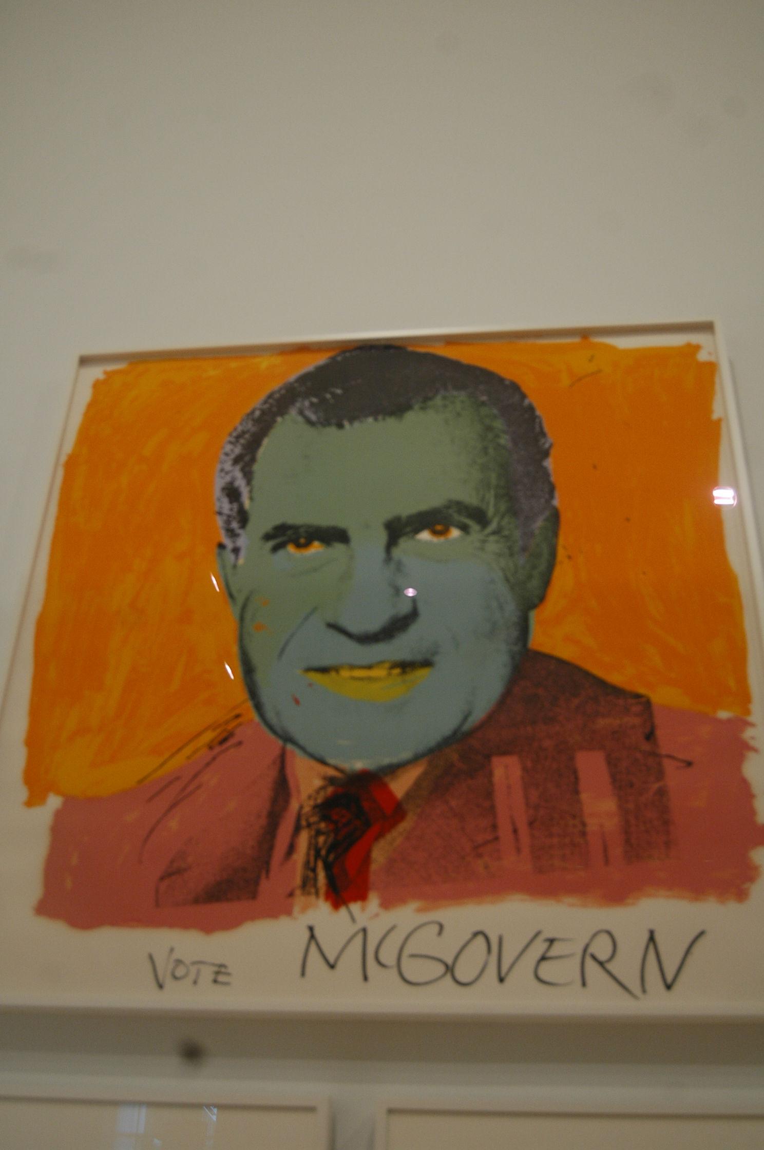 Roy Lichtenstein Bruce S World 5